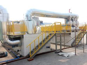 Пиролизная установка для переработки шламов