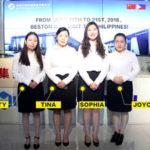 Beston компания посетит Филиппин В июле