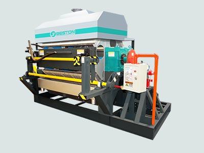 Оборудование для производства яичных лотков
