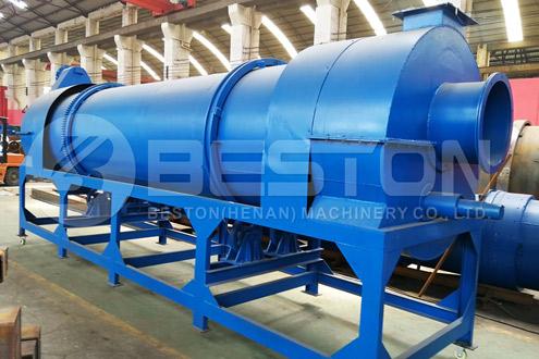 Купить оборудование для карбонизации биомассы